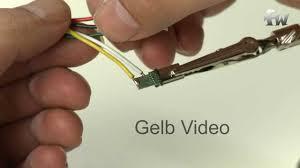 richtig anlöten der rcware fpv live out miniusb kabel für gopro