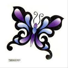 23 best purple butterfly tattoos images on pinterest butterfly