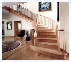 Dark Wood Banister Living Room Stair Railing Cable Kits Dark Wood Balusters
