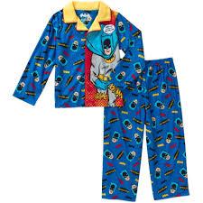 batman boys toddler on the 2 pajamas sizes