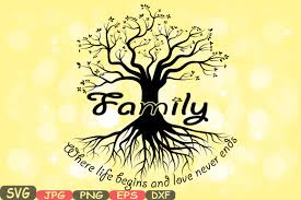 Family And Love Quotes by Family Svg Word Art Family Quote Clip Art Silhouette Family Is