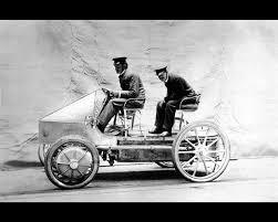 porsche electric porsche semper vivus 1900 electric car with range extender