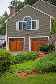 Visalia Overhead Door Wood Carriage House Garage Doors From C H I Overhead Doors Www