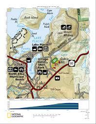 Lake Placid New York Map by Cobblehill Jpg