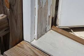 preventing wood rot on door jambs and deck posts home improvement