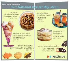 thanksgiving 2014 dessert recipes delicious national dessert day recipes featured sweet potato