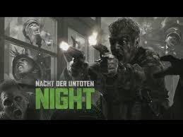 rezurrection map pack black ops zombies nacht der untoten gameplay rezurrection map