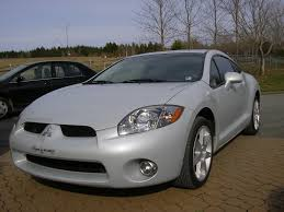 mitsubishi cars white file mitsubishi eclipse gt v6 2006 jpg wikimedia commons