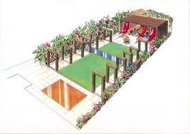 family garden design north london garden design garden of the month march 2010 earth