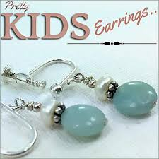 kids clip on earrings clip on earrings for kids