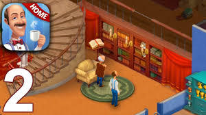 interior home scapes homescapes walkthrough gameplay part 2 day 2 ios android
