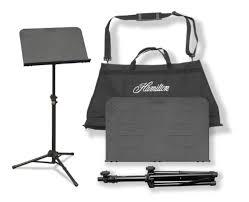 amazon black friday white desk hamilton kb90 traveler ii portable music stand hamilton stands