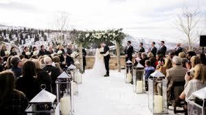 weddings st park city wedding venues the st regis deer valley resort