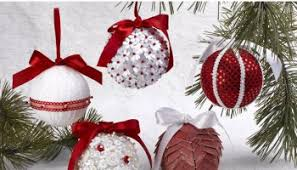 how to make beautiful ribbon ornaments so pretty you might