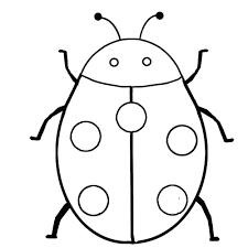 twirly bug coloring page volgogradnews me