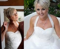 Braut Hochsteckfrisurenen Kurze Haare by Brautfrisur Kurze Haare Blume Die Besten Momente Der Hochzeit