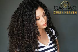 curly extensions curly heaven premium curly clip in hair extensions