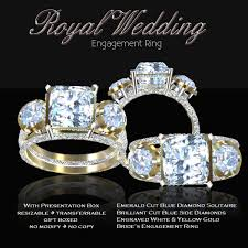royal wedding ring second marketplace exquisite royal wedding engagement ring