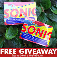 sonic gift cards 51 winners sonic gift card quikly giveaway julie s freebies