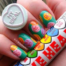 valentines u2013 love hearts nail art u2013 polished inka
