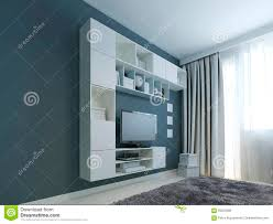 living room with wall cabinet trend stock photo image 59223380