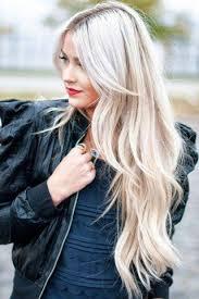 Frisuren F Lange Haare Blond by Die 25 Besten Aschblond Ideen Auf Graue Haare