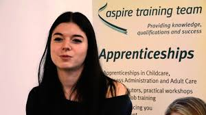 why become a business administration apprentice youtube