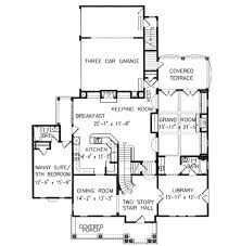 house plans with keeping rooms southern style house plan 5 beds 5 00 baths 4111 sq ft plan 54 154