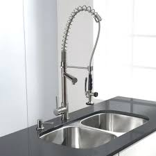 touch free faucets kitchen moen kitchen faucet free shop with spot resist stainless