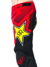 rockstar energy motocross gear fly racing red black rockstar 2017 kinetic mx pant fly racing