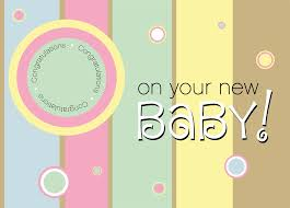 congratulations on new card new baby value card congratulations card messages and babies