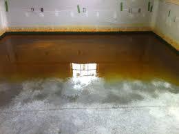 fine decoration basement floor stain best 25 concrete floors ideas