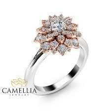 diamond flower rings images 15 stunning engagement rings rings sets under 2 600 jpg