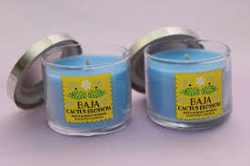 2 baja cactus blossom bath works home 1 3 oz scented filled