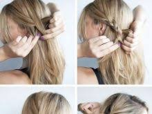 diy hairstyles in 5 minutes 5 minute hairstyles for long hair