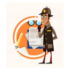 imagenes animadas de justicia gratis el famoso detective del personaje de dibujos animados de la historia