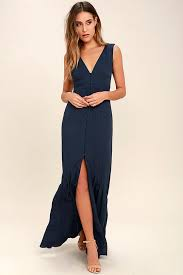 sleeveless dress lovely navy blue dress maxi dress sleeveless dress 54 00