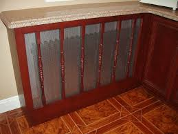Kitchen Cabinet Install Hand Crafted Kitchen Cabinet Install With Custom Radiator Cover By
