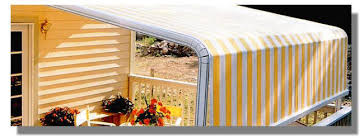 Trio Awnings Retractable Awning Alutex Awnings New Jersey Designing