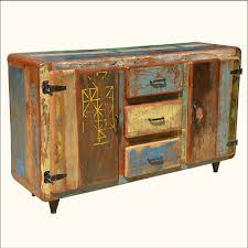 Servers Buffets Sideboards Reclaimed Wood Buffets U0026 Sideboards Collection On Ebay