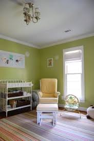 love the springy green benjamin moore apples and pears 395 or