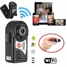 aa wifi mini q7 camera 720p wifi dv wireless camcorder recorder infrared