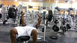bench press 315 at 20 reps youtube