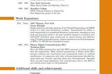 What Is The Best Resume Template Best Resume Format Template Jospar