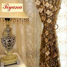 Buy Valance Curtains Brown Valance Curtains Scalisi Architects