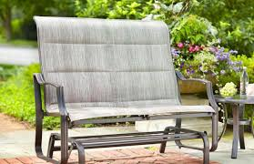 bench prominent outdoor glider bench canada terrific alarming