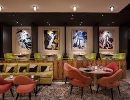 restaurant dining room design the lobster club lands in midtown with picasso inspired design by