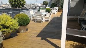 amenagement terrasse paris amenagement toit terrasse les conseils de paysagistes pour créer