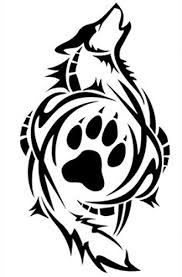 amazon com wolf paw print rubber sts custom sts rubber toys