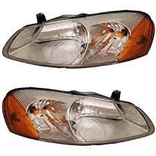 2005 dodge stratus brake light bulb amazon com dodge stratus coupe replacement headlight assembly 1